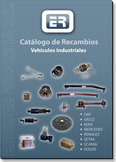 Catálogo Recambios Vehículos Industriales 'Enrique Requena'