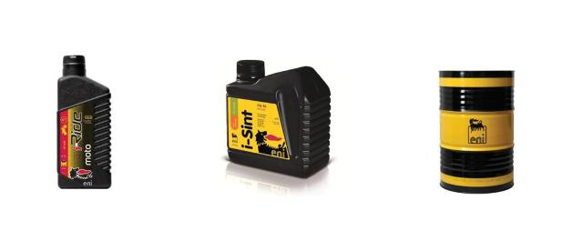 gama de lubricantes eni agip
