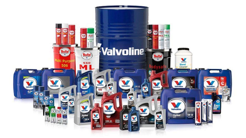 Distribuidor Aceite y Lubricantes Valvoline opt
