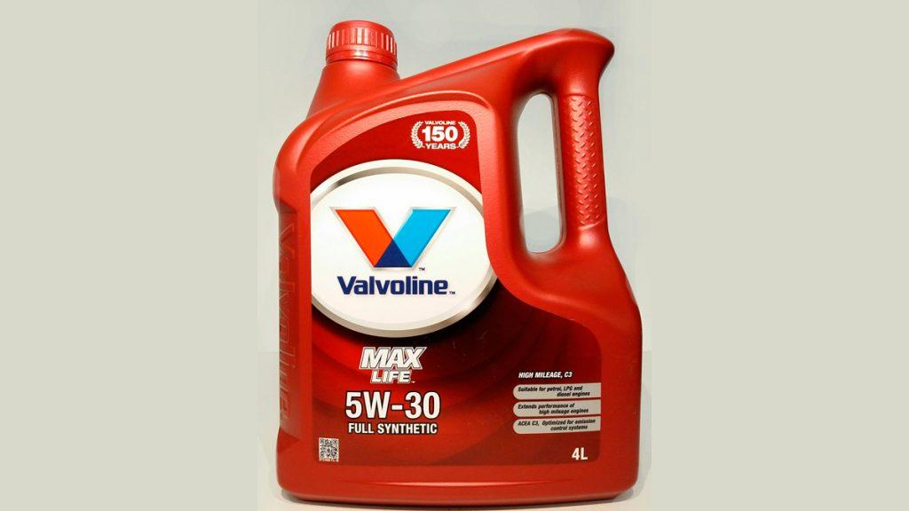 Aceite 5w30 Anticonsumo Valvoline