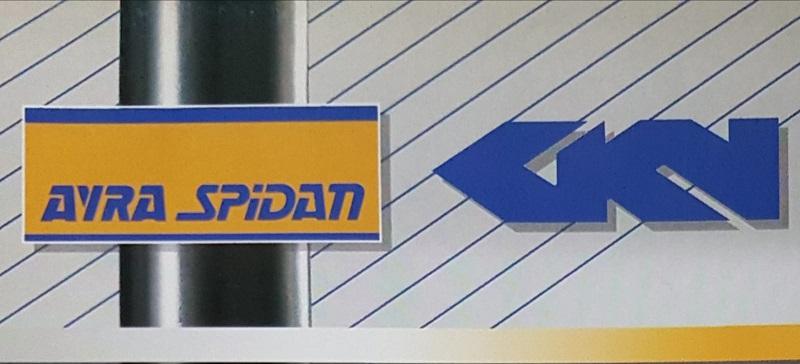 Spidan Distributor Gkn Driveshaft Propshaft and Cardan Shafts