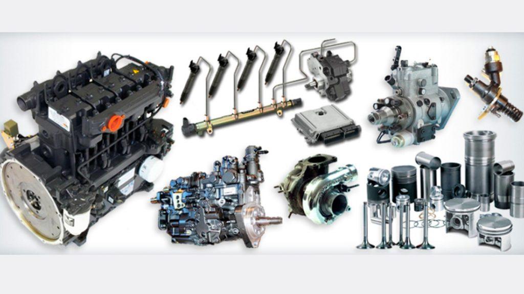 Recambios, componentes y piezas motores marinos