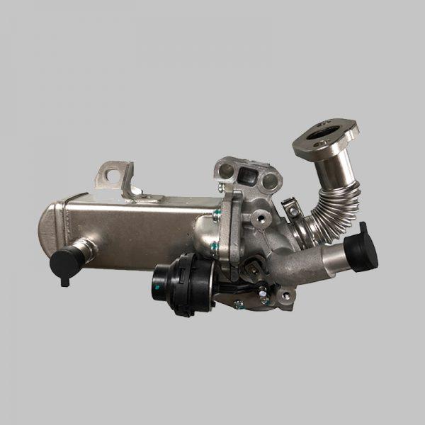 Refroidisseur EGR pour Nissan Navara, références 147355X00A / 147355X00BEP.