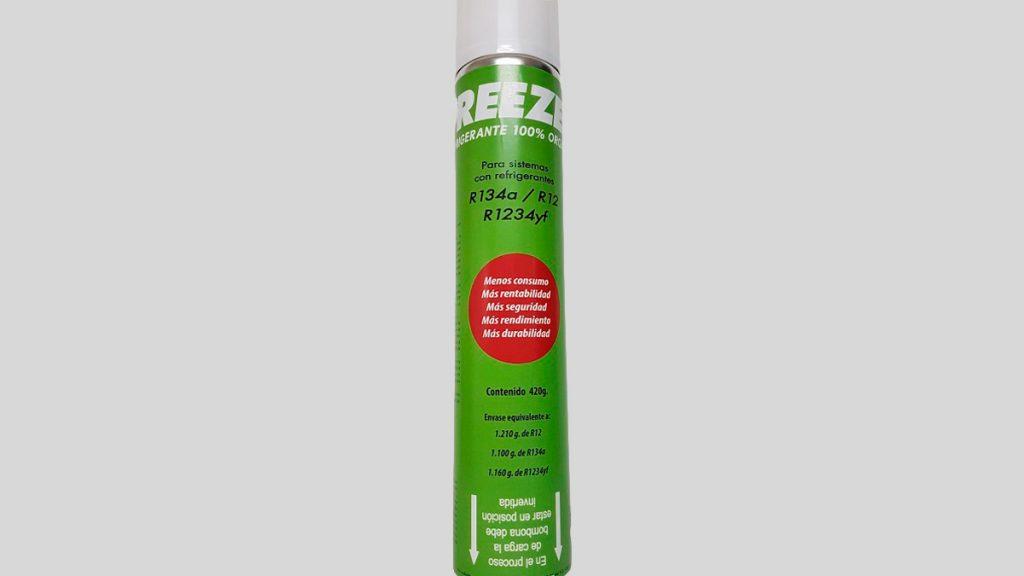 promoción refrigerante freeze