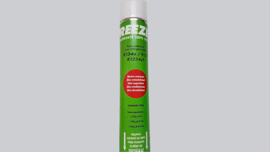 OFERTA Gas, Sustitutivo R134 Ecologico